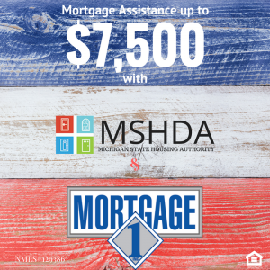MSHDA down payment