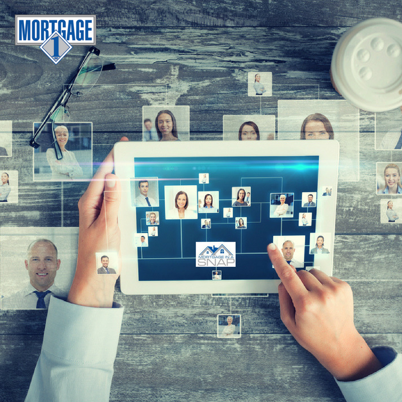 At Mortgage 1 we are focused on more than the current trend in connecting the online application to DU for an automated approval.