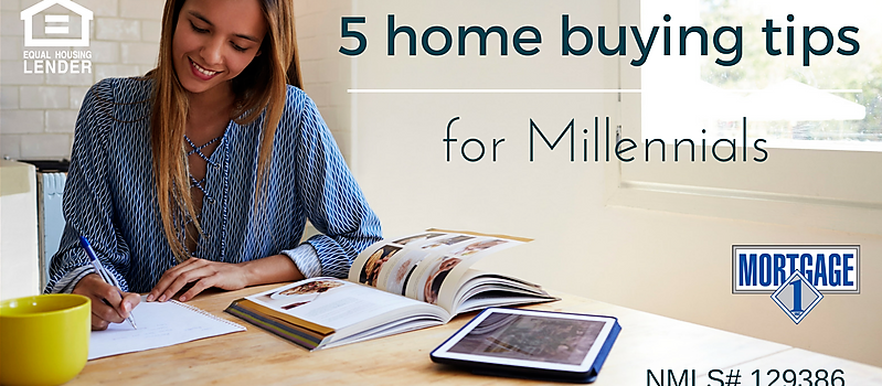 5 home buying tips for Millennials