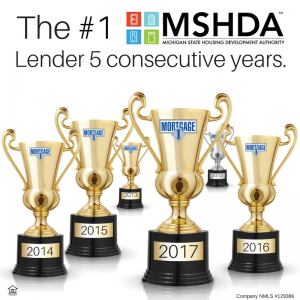 MSHDA DOWN PAYMENT ASSISTANCE