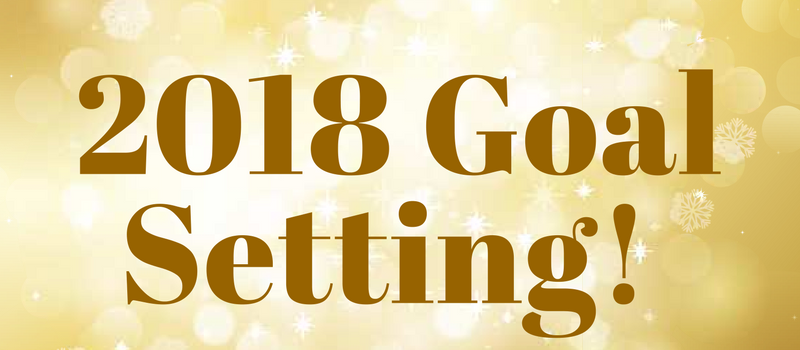 2018 Home Goal Setting - Mortgage 1 Blog