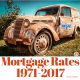 Mortgage Rate 1971 through 2017