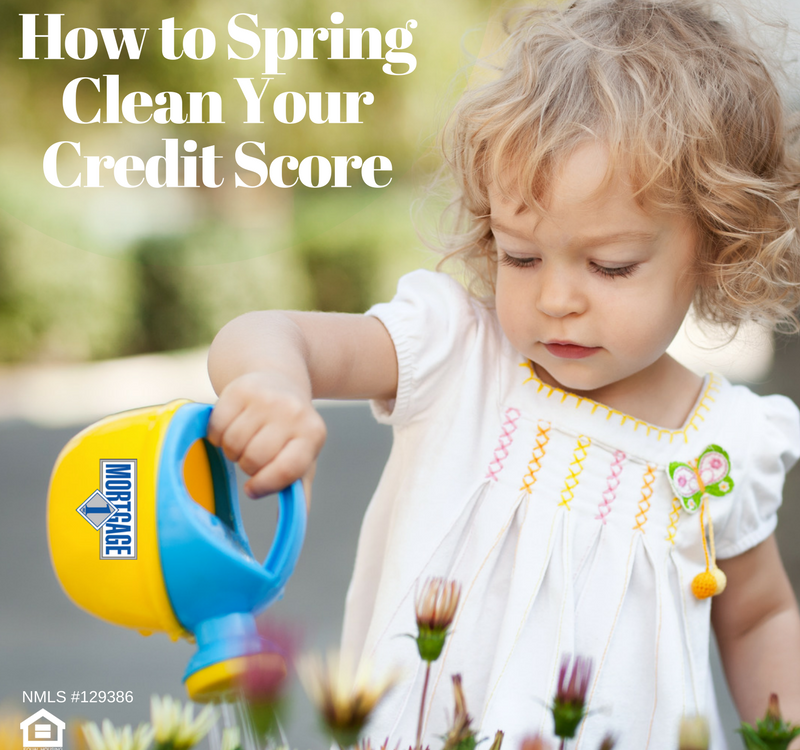 How to Spring Clean Your Credit Score.