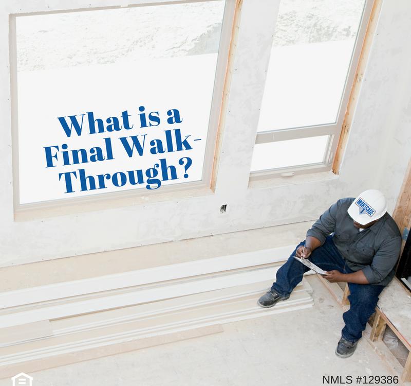 Finial Walk-through