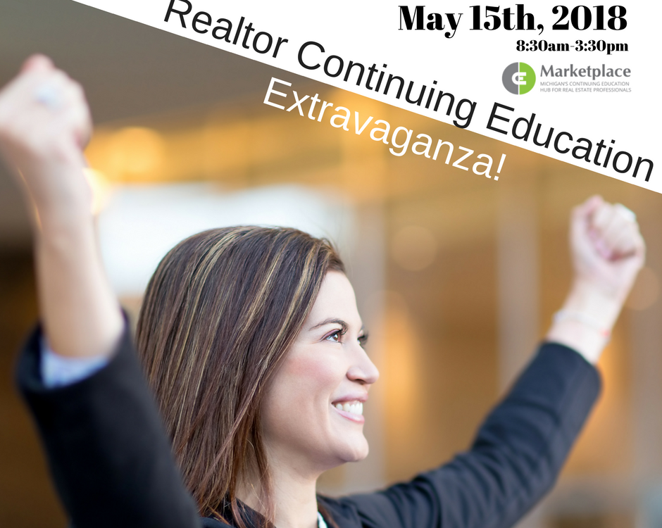 Realtor Con-ED Extravaganza May 15th, 2018