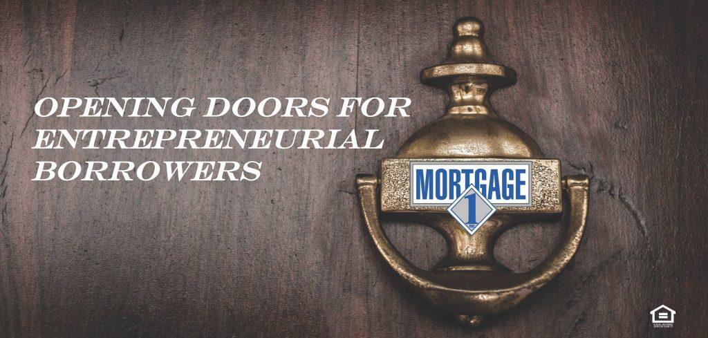 Entrepreneurial Mortgage Borrowers