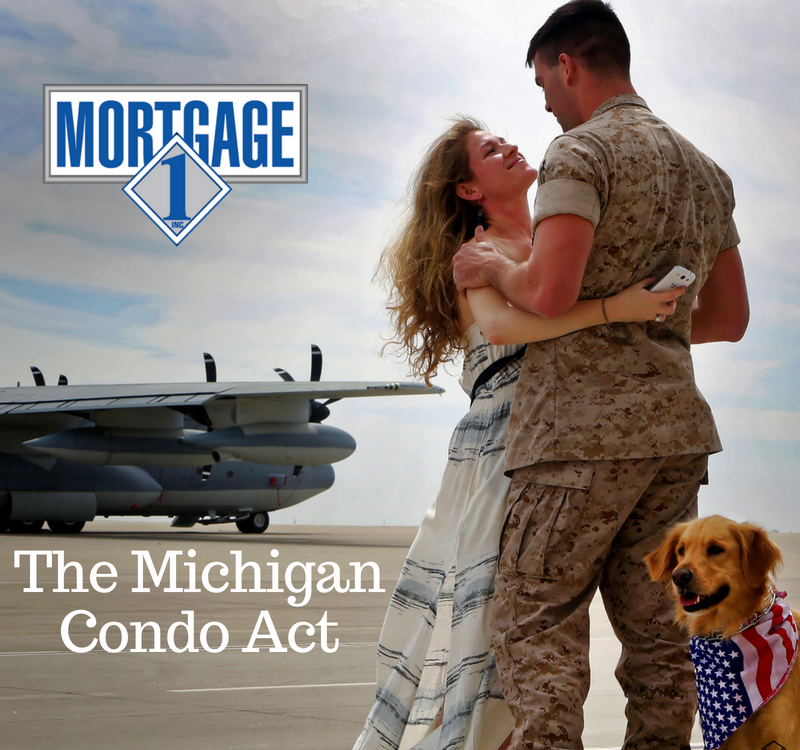 Michigan Veterans will now have an easier time purchasing and financing single-family homes using a VA mortgage.