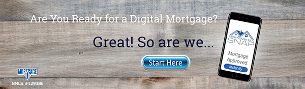 Benefit from an online mortgage with Mortgage in a SNAP from Mortgage One