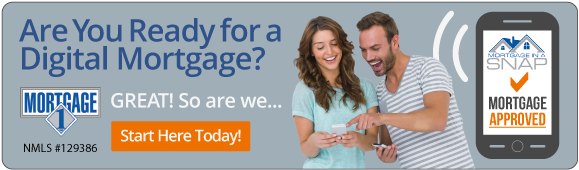 Get your mortgage process started with Mortgage in a SNAP.