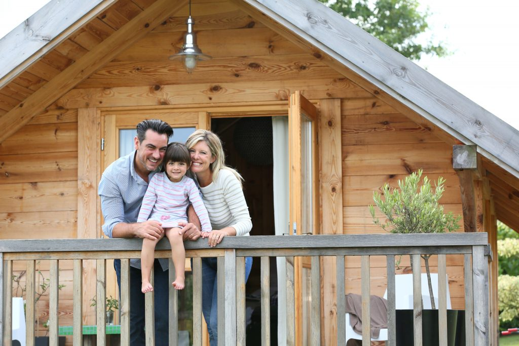 A new dream vacation home thanks to mortgage refinancing