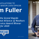 ADam Fuller GRAR Affiliate Service Award Winner 2020